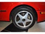 Volkswagen Corrado 1990 Wheels and Tires