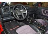 Volkswagen Corrado Interiors