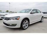 2014 Candy White Volkswagen Passat TDI SEL Premium #87342100