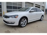 2014 Candy White Volkswagen Passat 1.8T SEL Premium #87342097