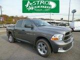 2012 Mineral Gray Metallic Dodge Ram 1500 ST Crew Cab 4x4 #87342257