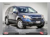 2007 Royal Blue Pearl Honda CR-V EX-L #87341781
