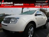2010 White Platinum Tri-Coat Lincoln MKX FWD #87341941