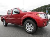 2013 Nissan Frontier SV V6 Crew Cab Data, Info and Specs