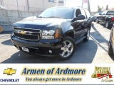 2014 Black Chevrolet Tahoe LT 4x4 #87341982