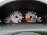 2013 Nissan Frontier Desert Runner King Cab Gauges