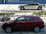 2009 Matador Red Mica Lexus RX 350 AWD #87341973