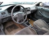 2000 Honda Civic Interiors
