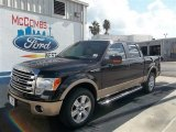 2013 Kodiak Brown Metallic Ford F150 Lariat SuperCrew #87341807