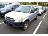 2002 Honda CR-V LX 4WD Data, Info and Specs