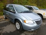 2004 Chrysler Town & Country Butane Blue Pearlcoat