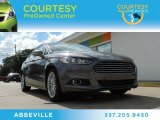2013 Sterling Gray Metallic Ford Fusion SE 2.0 EcoBoost #87342280