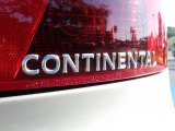Lincoln Continental Badges and Logos