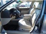 2001 Lincoln Continental Interiors