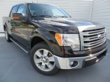 2013 Kodiak Brown Metallic Ford F150 Lariat SuperCrew #87380625