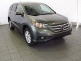 2014 Polished Metal Metallic Honda CR-V EX AWD #87380380