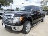 2013 Kodiak Brown Metallic Ford F150 XLT SuperCrew #87380423