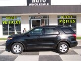 2011 Tuxedo Black Metallic Ford Explorer FWD #87380691