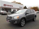 2011 Magnetic Gray Metallic Toyota RAV4 Sport 4WD #87380841