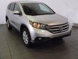 2013 Alabaster Silver Metallic Honda CR-V EX #87380372