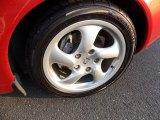 Porsche Boxster 2001 Wheels and Tires