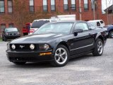 2006 Black Ford Mustang GT Deluxe Coupe #8716725