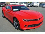 2014 Red Hot Chevrolet Camaro LT/RS Coupe #87380809