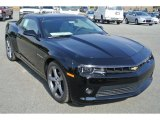 2014 Black Chevrolet Camaro LT Coupe #87380806