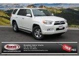 2013 Blizzard White Pearl Toyota 4Runner SR5 4x4 #87380320