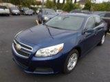 2013 Blue Topaz Metallic Chevrolet Malibu LT #87380482