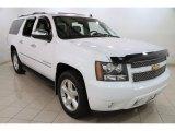 2011 Summit White Chevrolet Suburban LTZ 4x4 #87380793