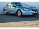 2012 Celestial Blue Metallic Honda Accord LX Sedan #87418921