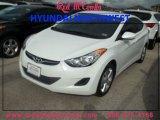 2013 Monaco White Hyundai Elantra GLS #87418708