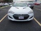 2013 Monaco White Hyundai Genesis Coupe 2.0T Premium #87418691
