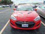 2013 Tsukuba Red Hyundai Genesis Coupe 2.0T #87418689