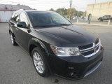 2014 Pitch Black Dodge Journey Limited #87419264
