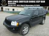 2006 Light Graystone Pearl Jeep Grand Cherokee Laredo 4x4 #87418968