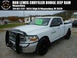2011 Bright White Dodge Ram 1500 SLT Quad Cab 4x4 #87418967