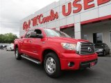 2010 Radiant Red Toyota Tundra Limited CrewMax #87418801