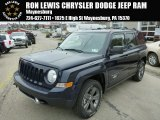2014 True Blue Pearl Jeep Patriot Latitude 4x4 #87418957