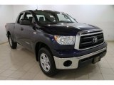 2013 Nautical Blue Metallic Toyota Tundra Double Cab 4x4 #87419155