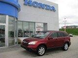 2008 Tango Red Pearl Honda CR-V EX-L 4WD #8713628
