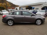 2014 Sterling Gray Ford Focus SE Sedan #87418850