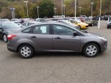 2014 Sterling Gray Ford Focus S Sedan #87418849