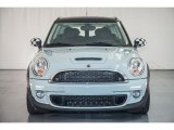 2011 Ice Blue Mini Cooper S Clubman #87419039