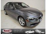 2014 Mineral Grey Metallic BMW 3 Series 328d Sedan #87419034