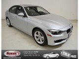 2014 Glacier Silver Metallic BMW 3 Series 328d Sedan #87419033