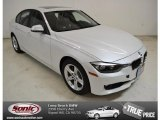 2014 Mineral White Metallic BMW 3 Series 328d Sedan #87419032