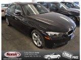 2014 Jet Black BMW 3 Series 320i Sedan #87419030