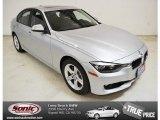 2014 Glacier Silver Metallic BMW 3 Series 328i Sedan #87419024